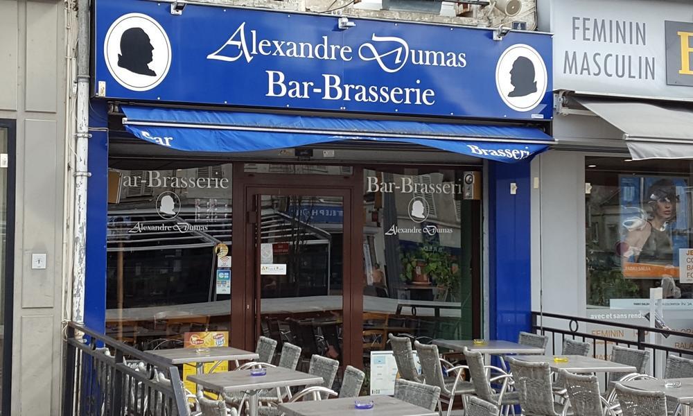 Brasserie Alexandre Dumas à Villers-Cotterets © OT Villers-Cotterets