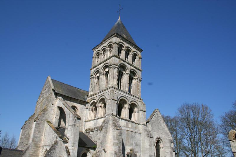 Eglise Saint-Martin 2015 < Nouvion-le-Vineux < Aisne < Picardie