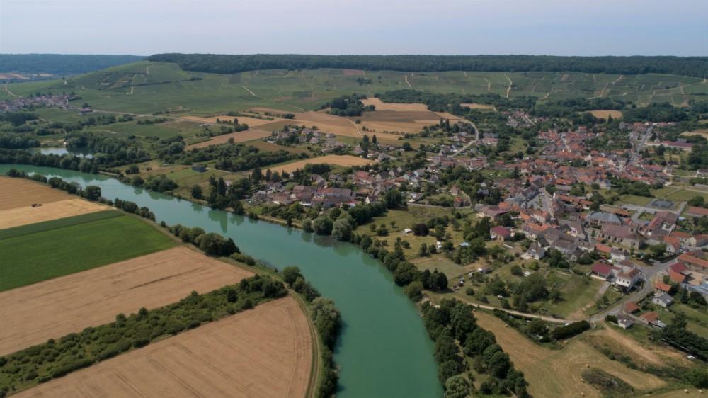 Les coteaux de la Marne