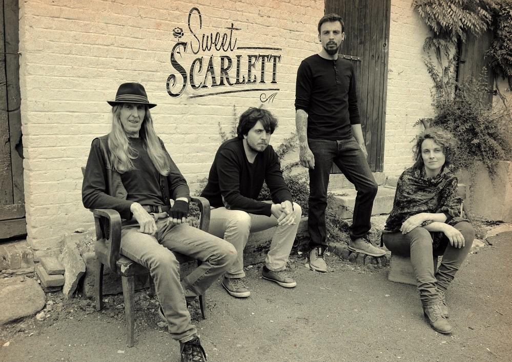Sweet Scarlett