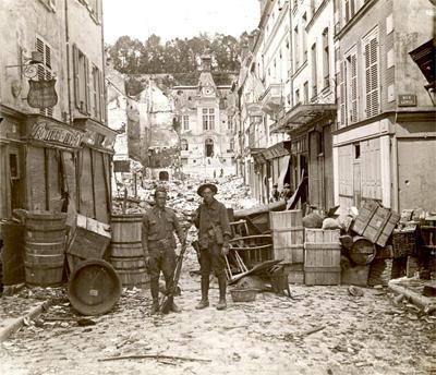 Un Americain dans la Grande Guerre