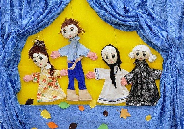 marionnettes @pixabay