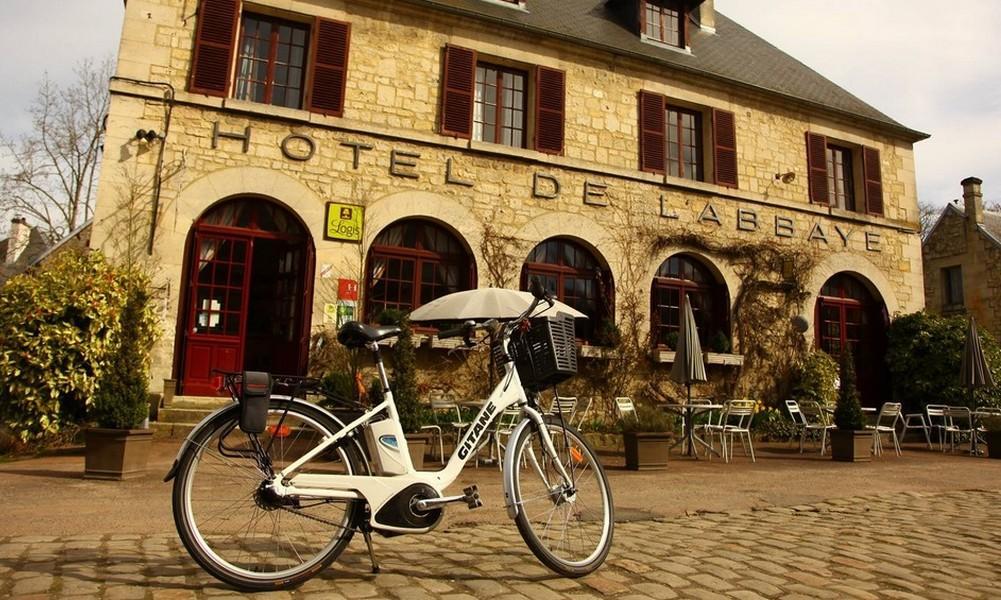 location de vélo à longpont