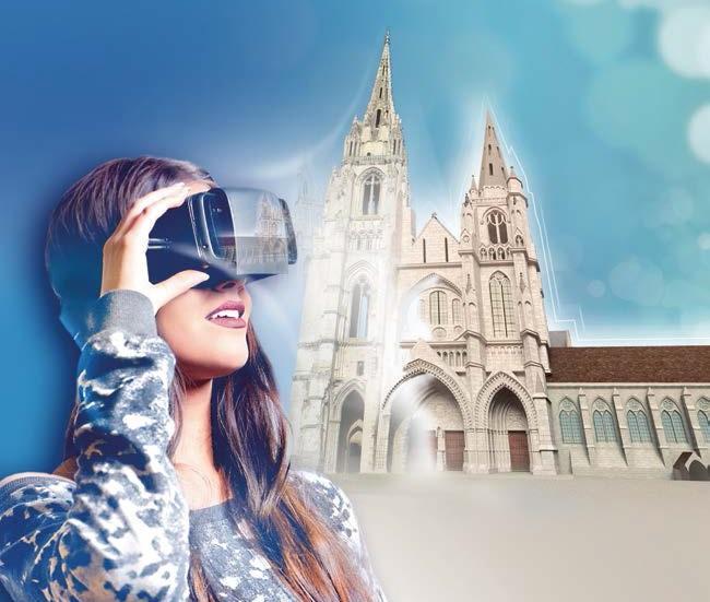 Réalité virtuelle à Saint-Jean-des-Vignes < Soissons < Aisne < Picardie