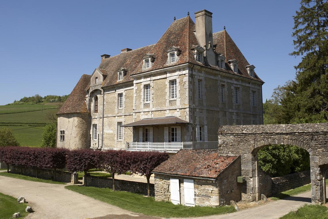 Chamilly - Chateau de Chamilly - 2017 (3)