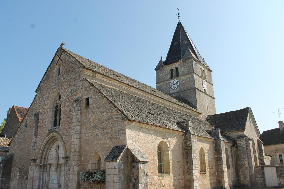 Eglise Saint Just Fontaines