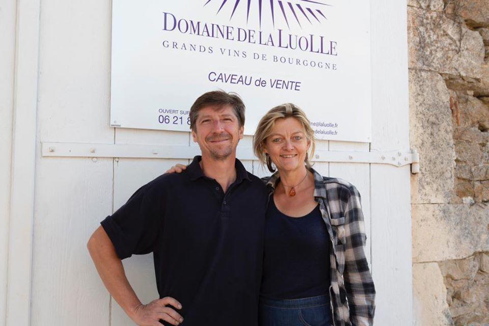 Moroges - Domaine de la Luolle - Vins - Oenotourisme - 2021