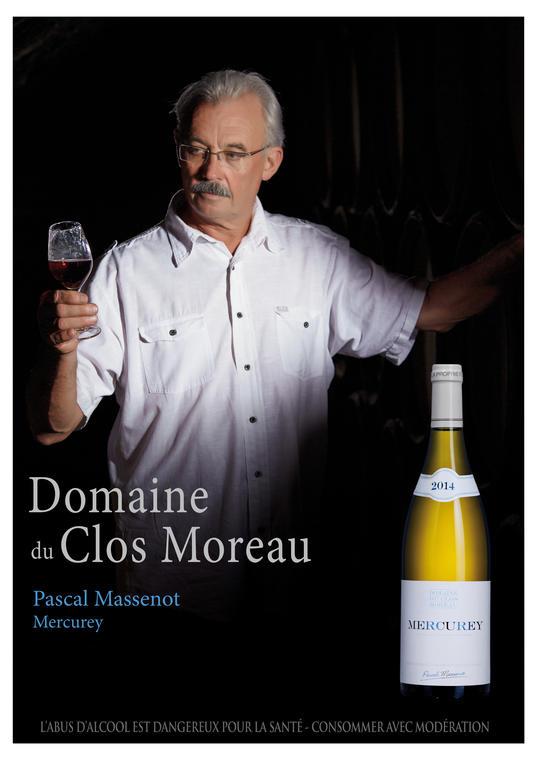 Saint Martin sous Montaigu - Domaine du Clos Moreau - 2017