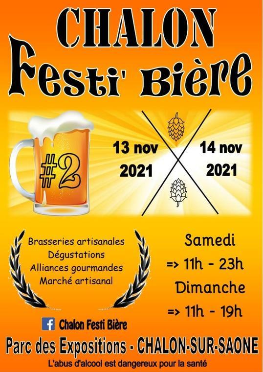 Chalon Festi Bière