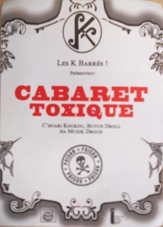 Cabaret-Toxique