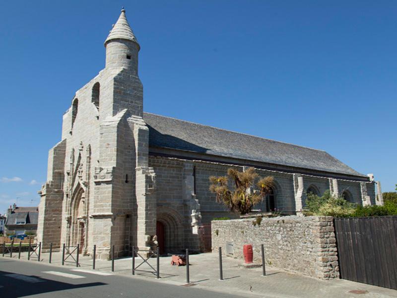 Eglise Ste-Thumette-Penmarch-Pays Bigouden