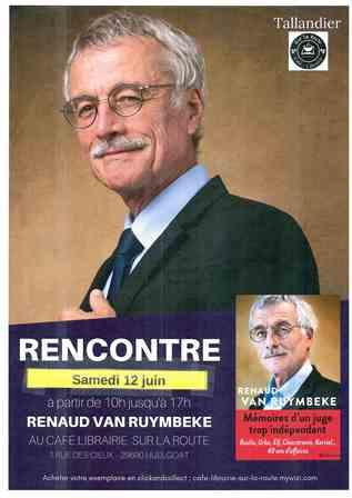 Juge Ruymbeke