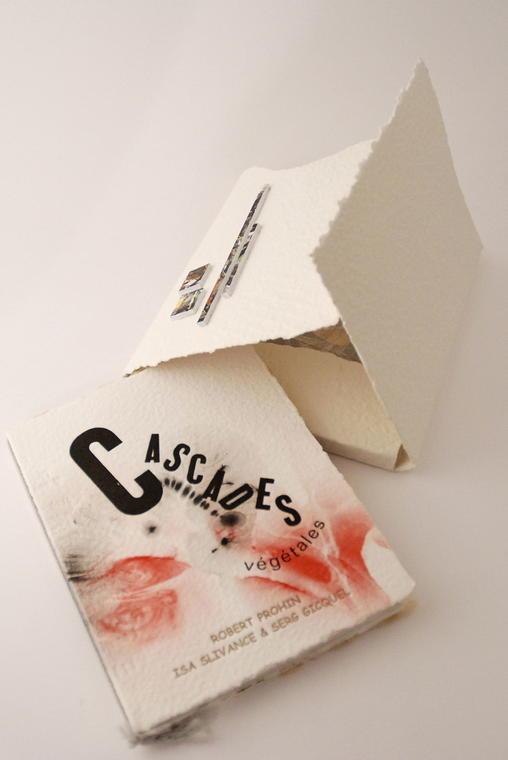 Livre d'artiste de Serg Gicquel 1