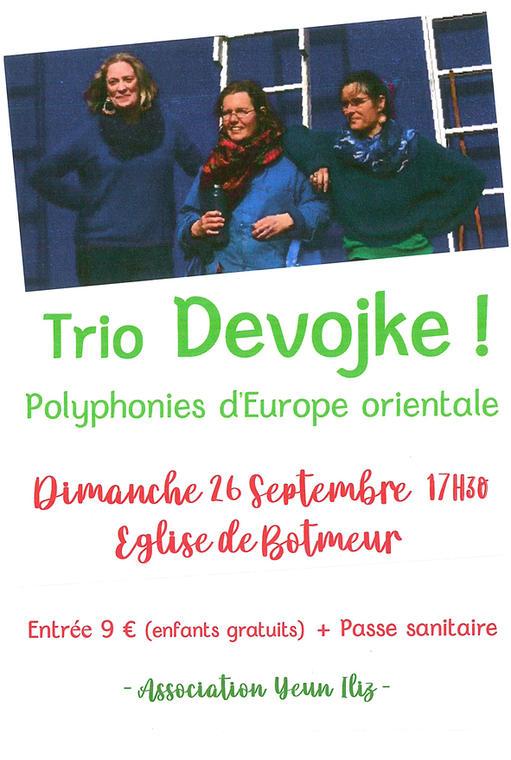 Trio Devojke