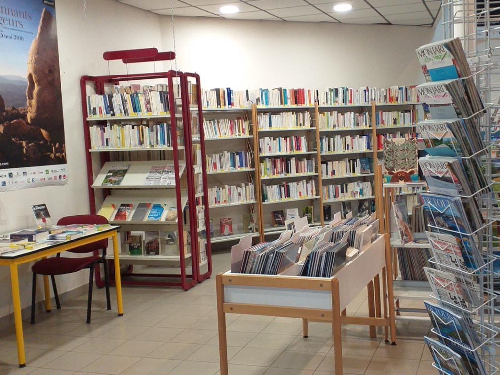 Bibliothèque d'Amfreville
