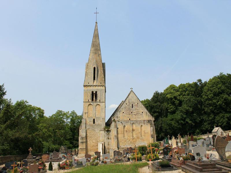 Bretteville-sur-Laize_église