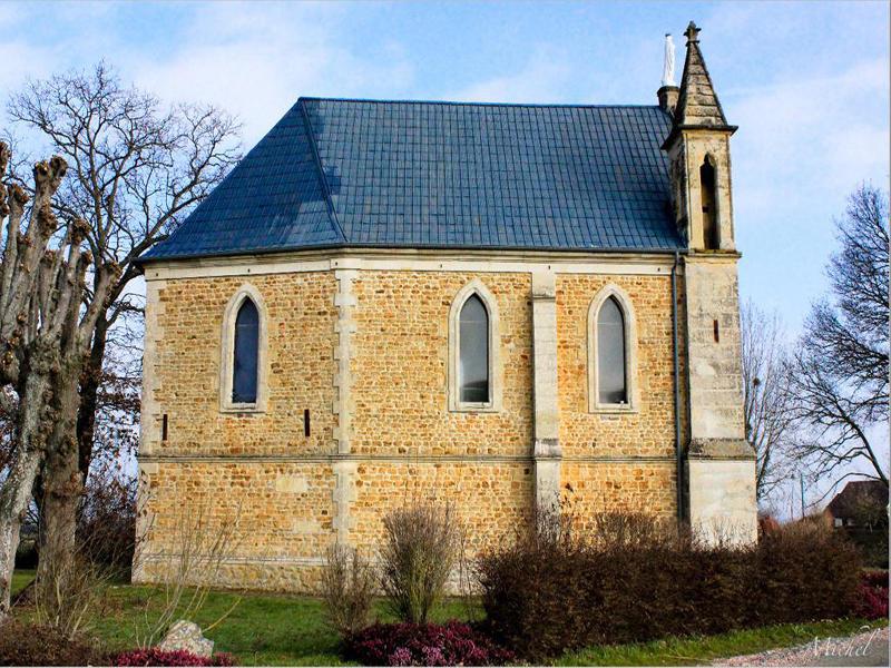 Chapelle Saint Jean-de-Malpas