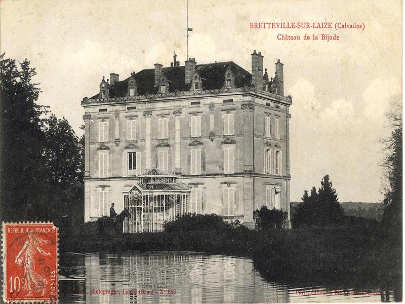 Chateau de la Bijude ©Geneanet