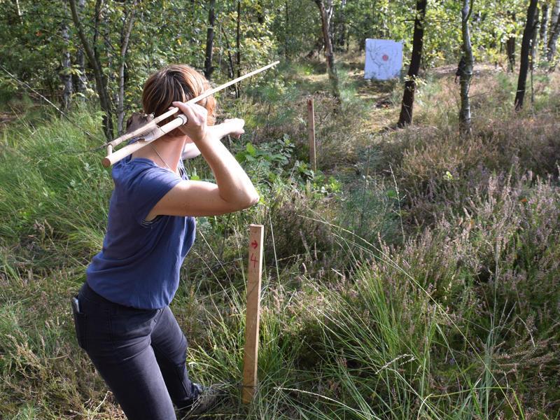 Championnat d'Europe de tirs préhistoriques