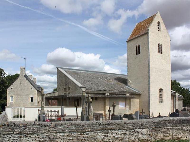 Eglise du Bû sur Rouvres