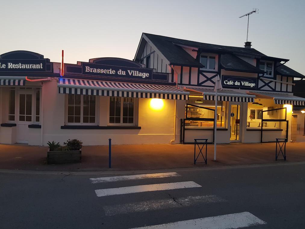 La brasserie du village
