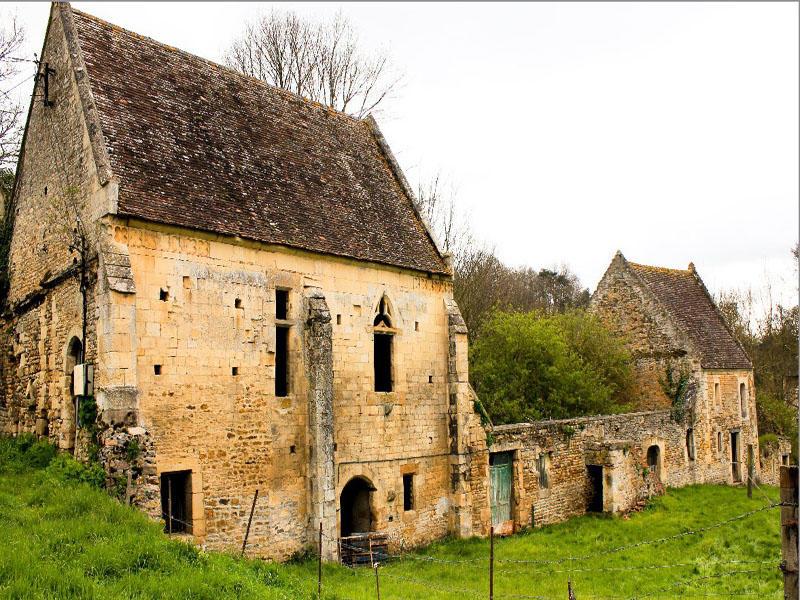 Urville - manoir ©Patrimoine de France - Michel