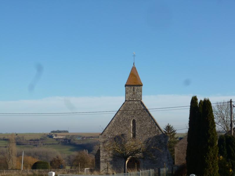 Eglise Saint Martin au Mesnil-Touffray