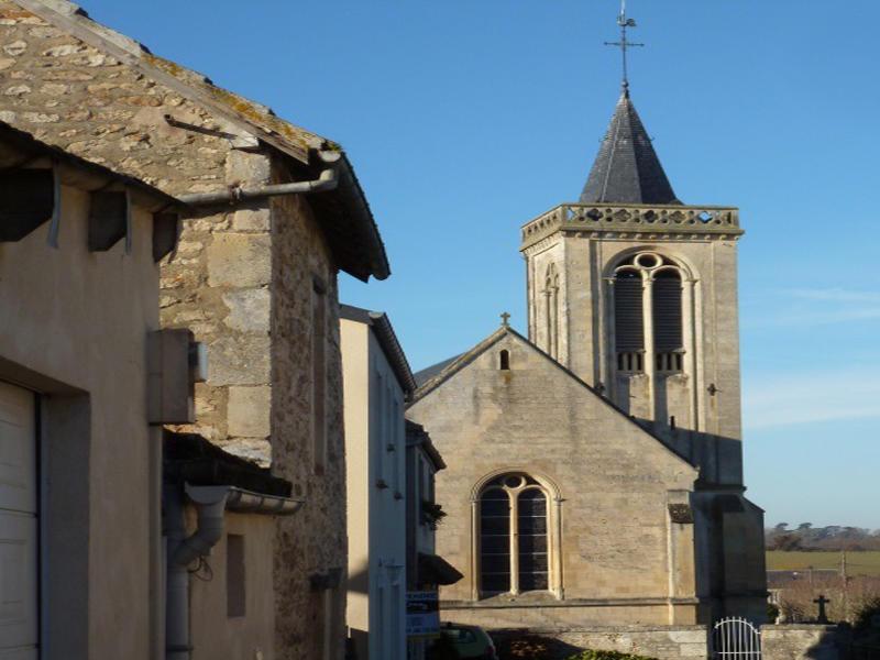 église Saint Pierre barbery
