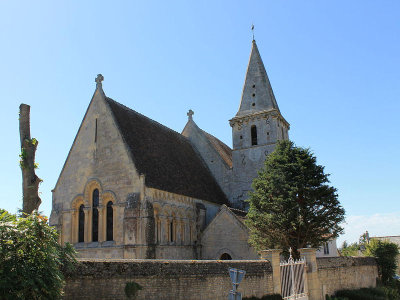 Eglise de Cintheaux