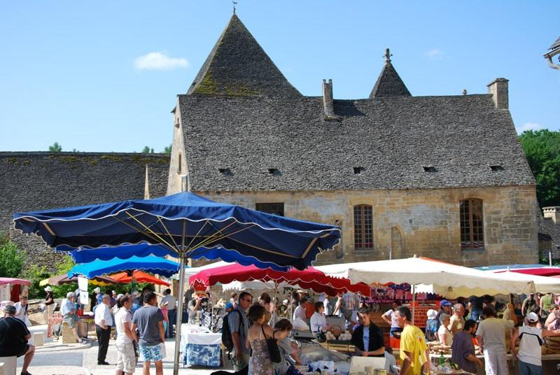 Marché de Saint-Geniès