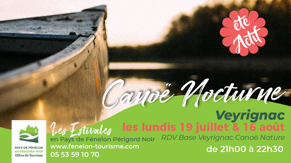 CANOE NOCTURNE