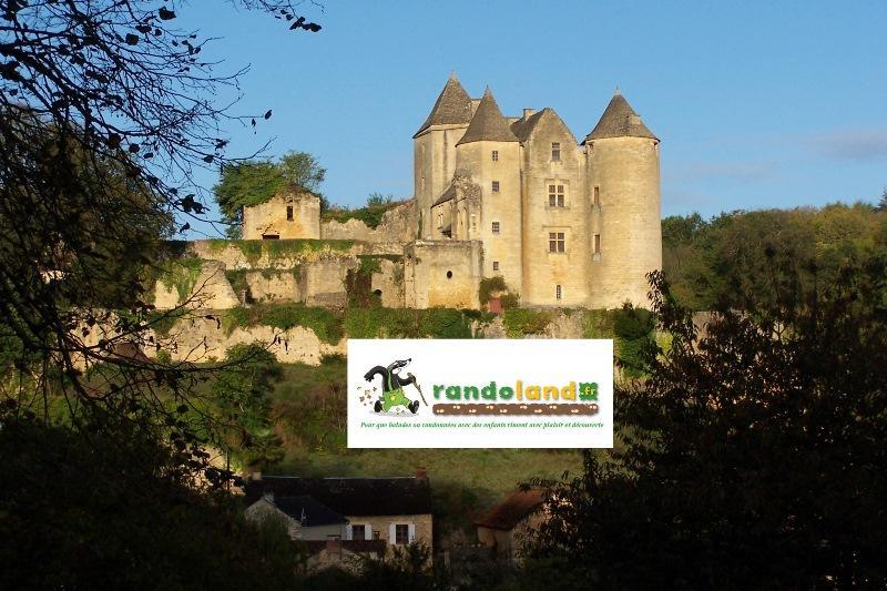 Chateau Salignac logo Randoland redim sirtaqui