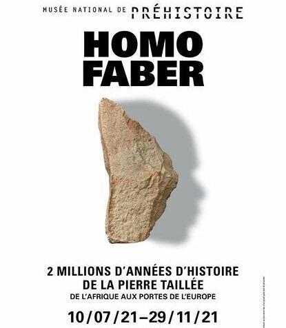 Exposition Homo Faber_Les Eyzies