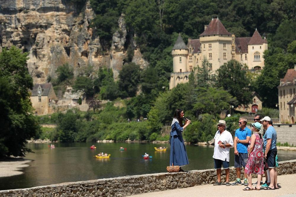Les Enigmes d'Eliette à la Roque-Gageac