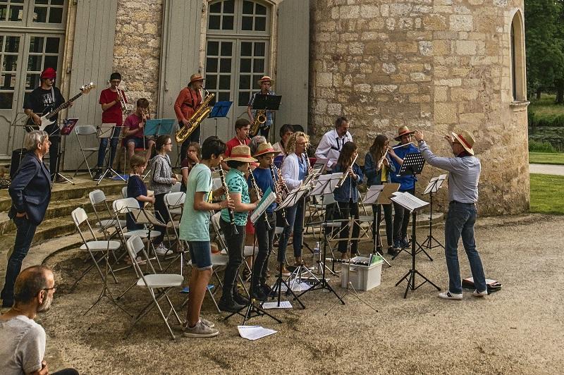 FMA_Orchestre du Conservatoire©le chaudron Montignac