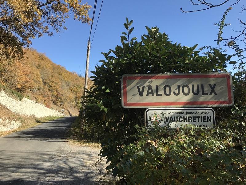Panneau Valojoulx