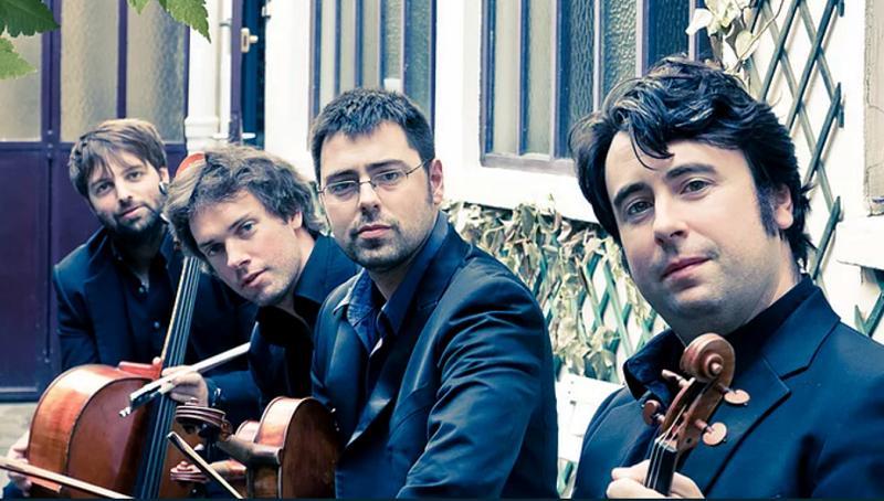 Musique en Périgord - Quatuor leonis