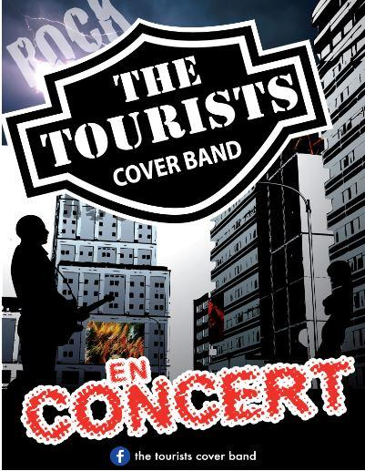 THE TOURISTS COVER BAND