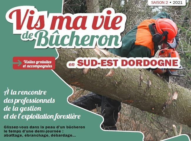 VIS MA VIE DE BUCHERON