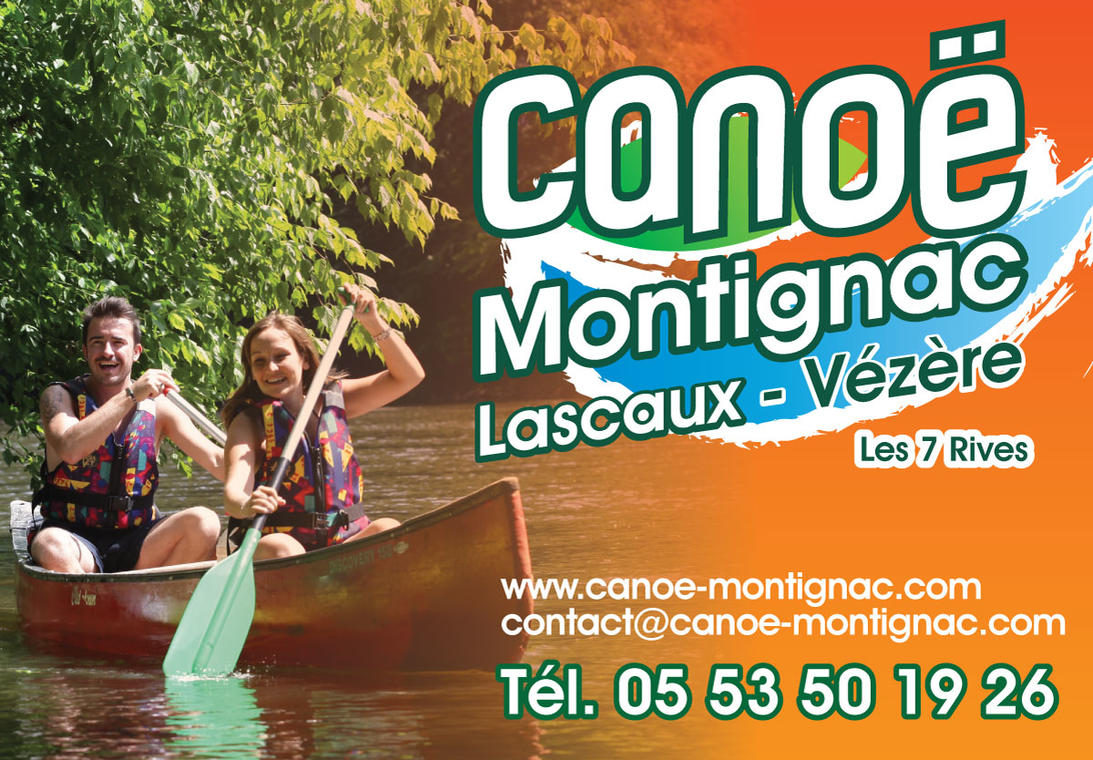canoës Colomy