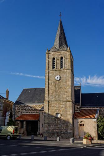 Église Saint-Maixent