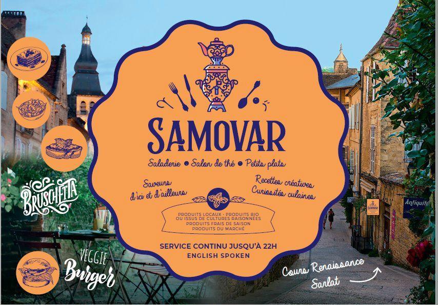 Restaurant le Samovar - Sarlat