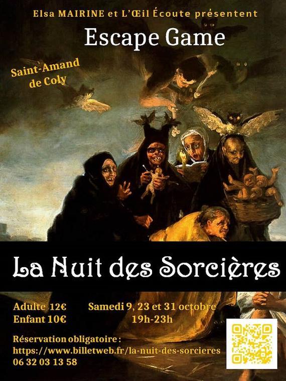 09102021_Escape Game la nuit des sorcieres_ Coly St Amand
