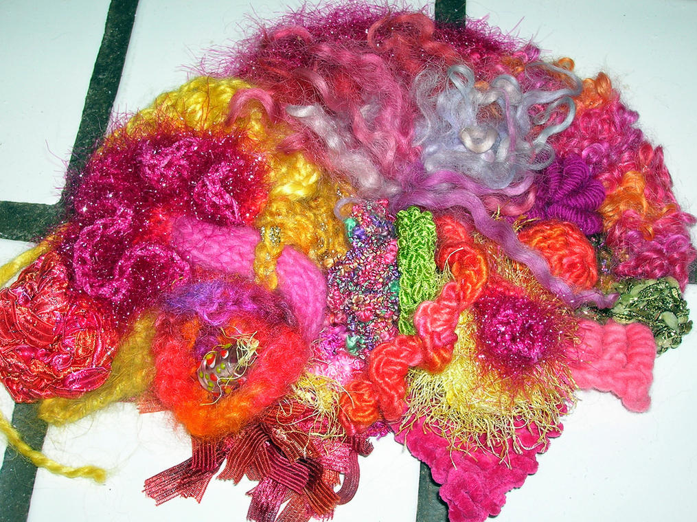 crochet-freeform