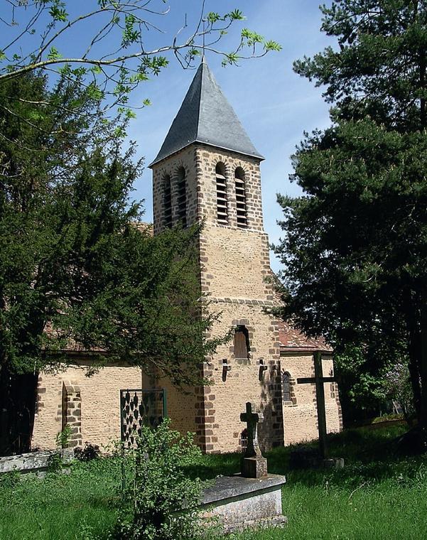 Eglise Saint Denis d'Authou