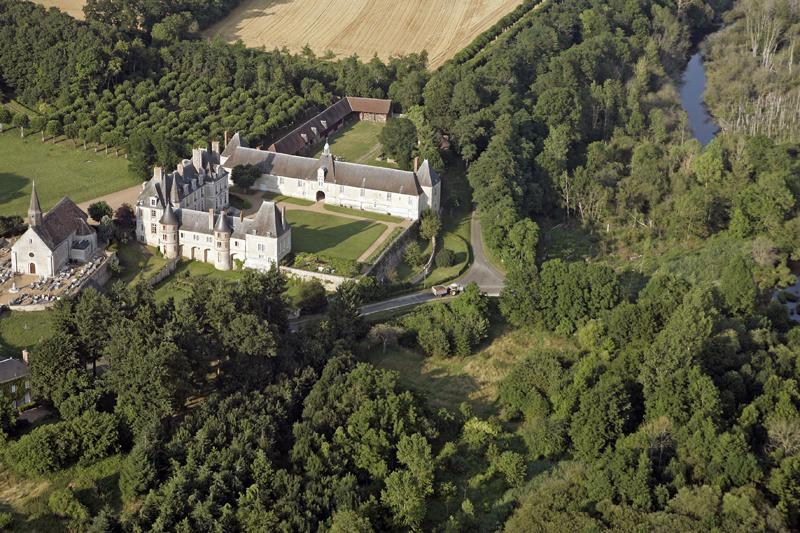 Château de Moléans