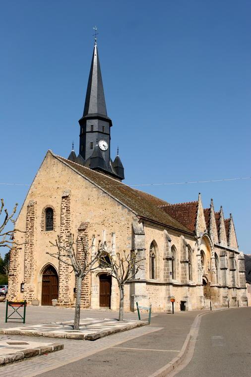Eglise-La-Bazoche-gouet