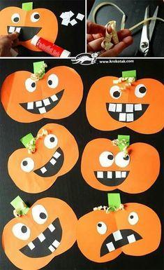 Halloween craft ateliers 2