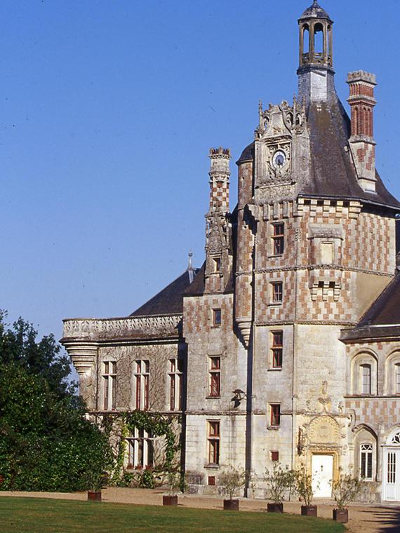 Le château de Montigny