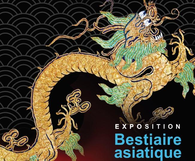 Musée - exposition bestiaire 2019